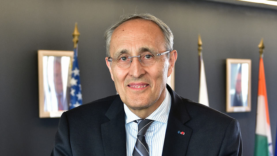 Entretien avec Bernard Bigot, Directeur général, IterOrganization