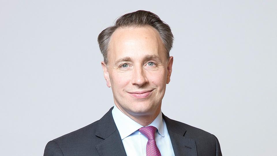 Entretien avec Thomas Buberl, Directeur général, GroupeAXA