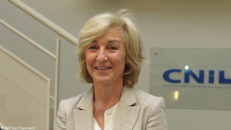 Entretien avec Isabelle Falque-Pierrotin, PrésidentedelaCnil