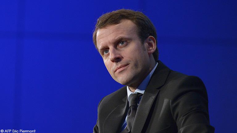 Entretien avec Emmanuel Macron, Ministre de l'Économie, de l'Industrie et du Numérique