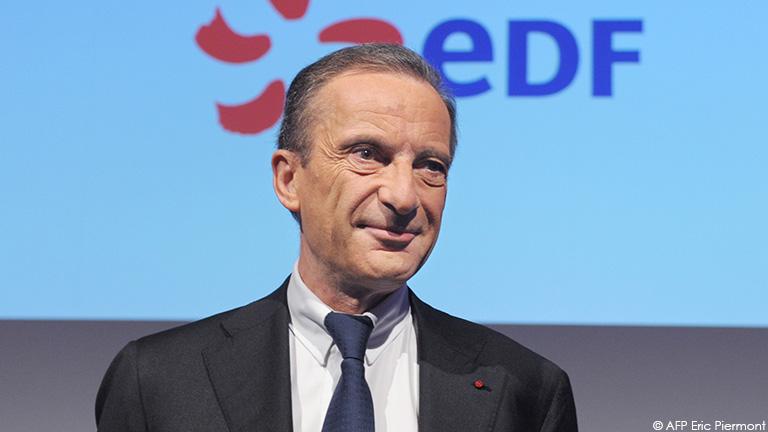 Entretien avec Henri Proglio, Président-directeur général d'EDF